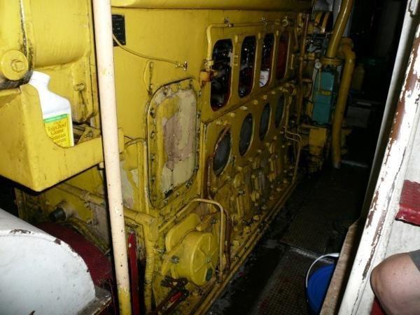1960 Custom Line Russel-Hipwell Steel Converted CCG Vessel Photo 11 of 24