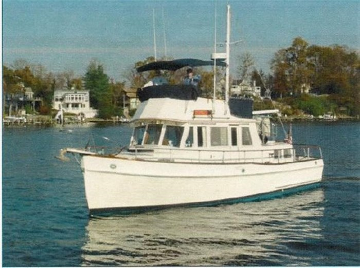 Grand Banks Classic 1985 Used Boat For Sale In Fort Myers Beach Florida Boatdealers Ca