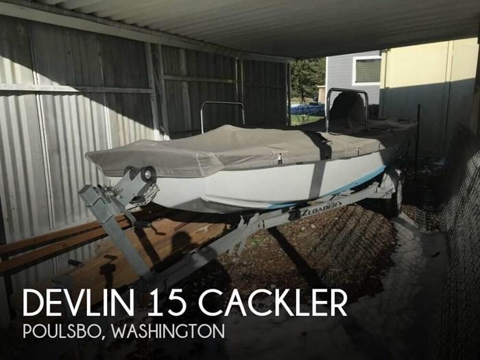2013 Devlin Designing Boat Builders 15 Cackler Photo 1 sur 20