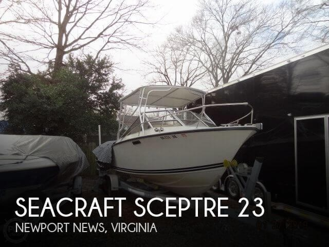 1978 SeaCraft Sceptre 23 Photo 1 of 20
