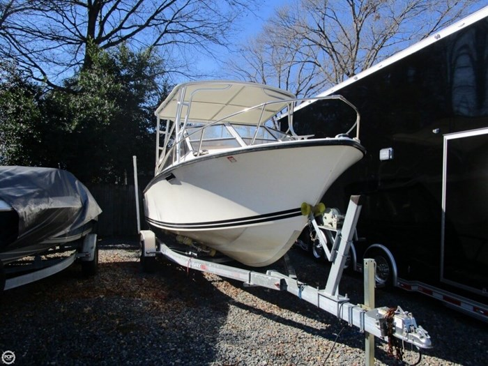 1978 SeaCraft Sceptre 23 Photo 6 sur 20