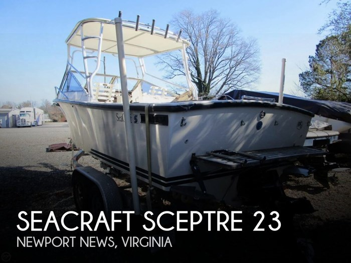 1978 SeaCraft Sceptre 23 Photo 1 sur 20