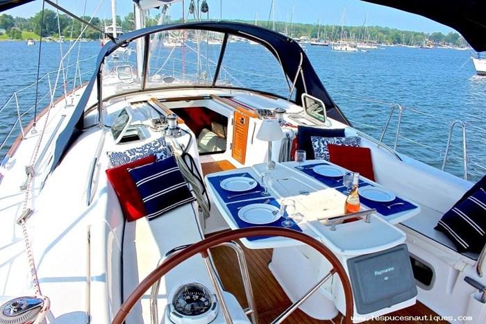 2008 Beneteau Oceanis 46 Photo 2 sur 28