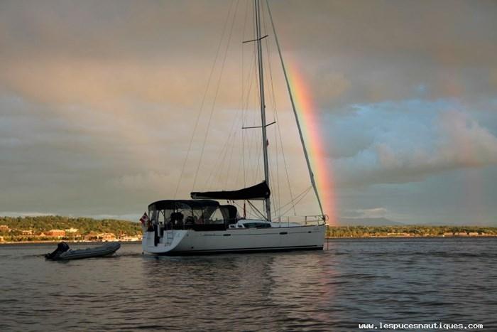 2008 Beneteau Oceanis 46 Photo 1 sur 28