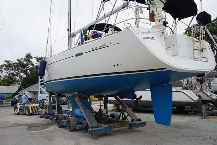 2008 Beneteau Oceanis 46 Photo 10 sur 28