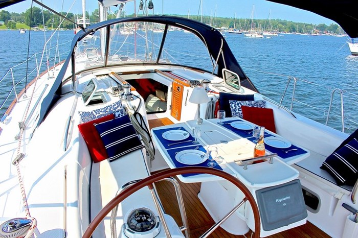 2008 Beneteau Oceanis 46 Photo 19 sur 28