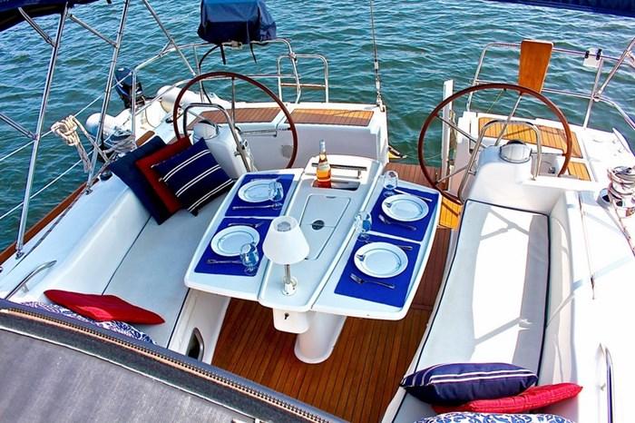 2008 Beneteau Oceanis 46 Photo 21 sur 28