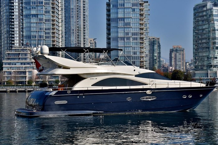 2002 Astondoa 66 Motor Yacht Photo 1 sur 85