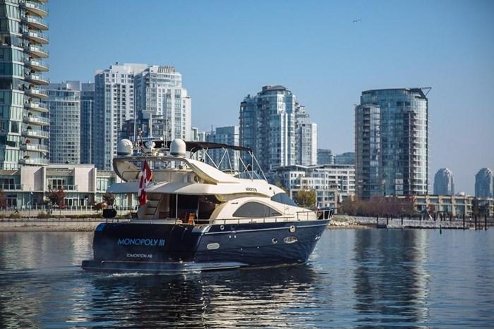 2002 Astondoa 66 Motor Yacht Photo 2 sur 85
