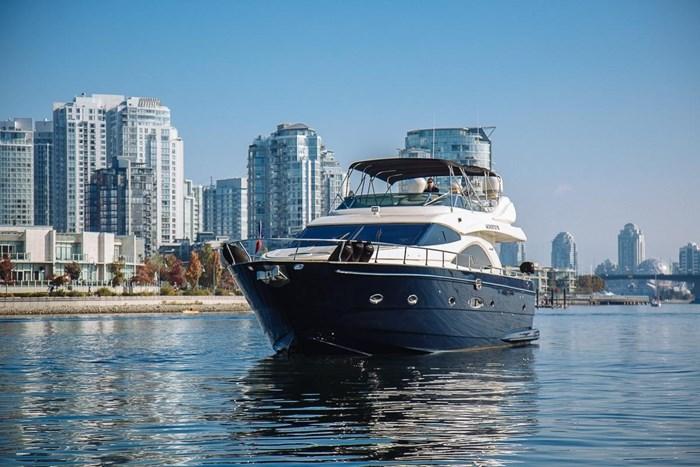 2002 Astondoa 66 Motor Yacht Photo 3 sur 85