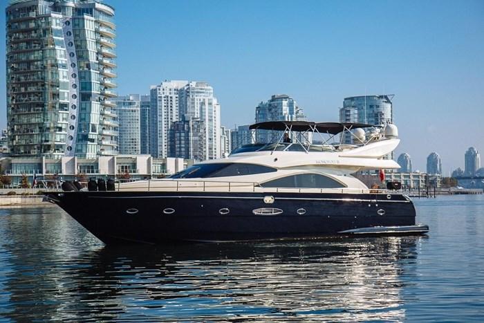 2002 Astondoa 66 Motor Yacht Photo 4 sur 85