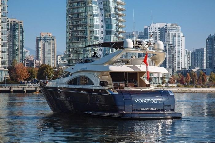 2002 Astondoa 66 Motor Yacht Photo 5 sur 85