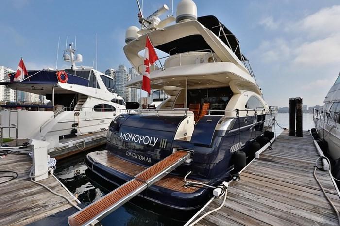 2002 Astondoa 66 Motor Yacht Photo 7 sur 85