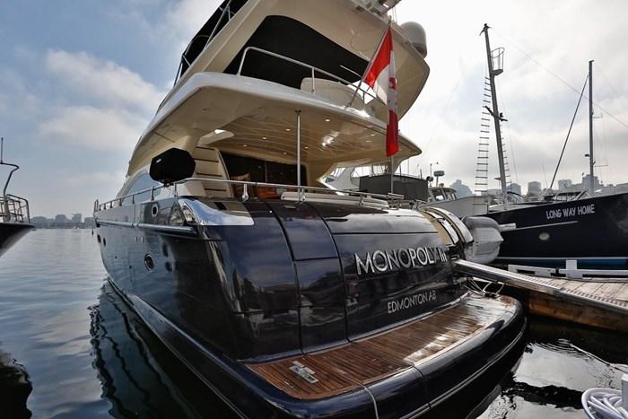 2002 Astondoa 66 Motor Yacht Photo 8 sur 85