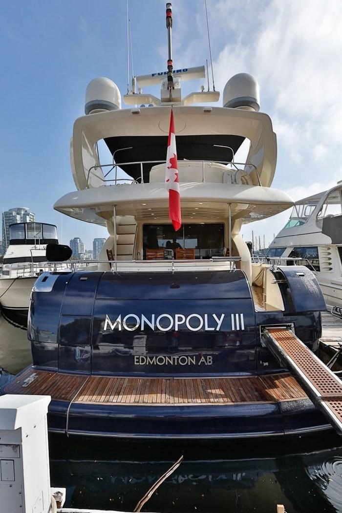 2002 Astondoa 66 Motor Yacht Photo 11 sur 85