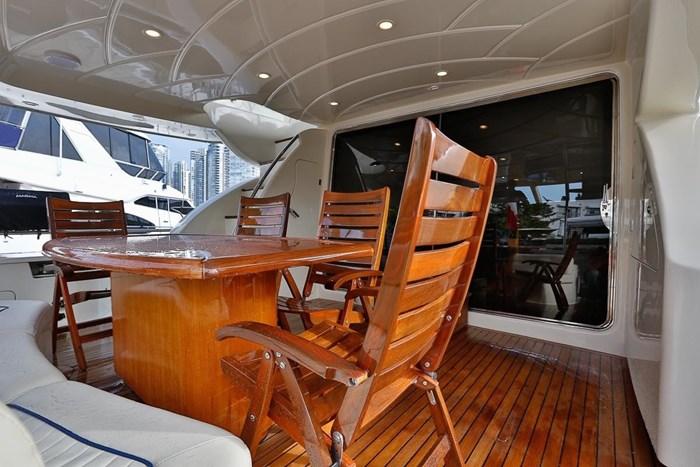 2002 Astondoa 66 Motor Yacht Photo 12 sur 85