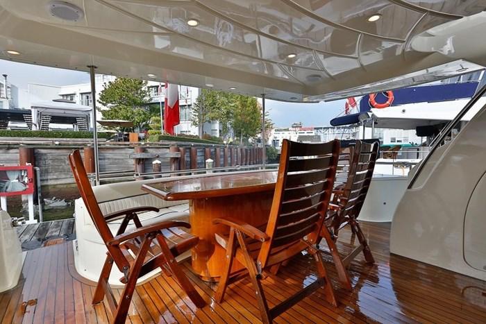 2002 Astondoa 66 Motor Yacht Photo 13 sur 85