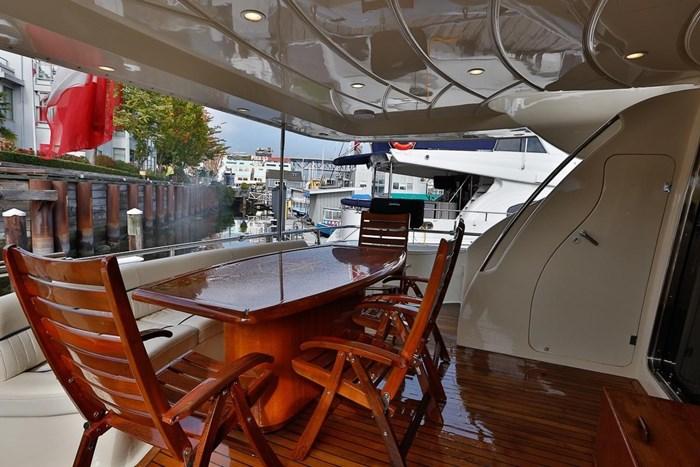 2002 Astondoa 66 Motor Yacht Photo 14 sur 85