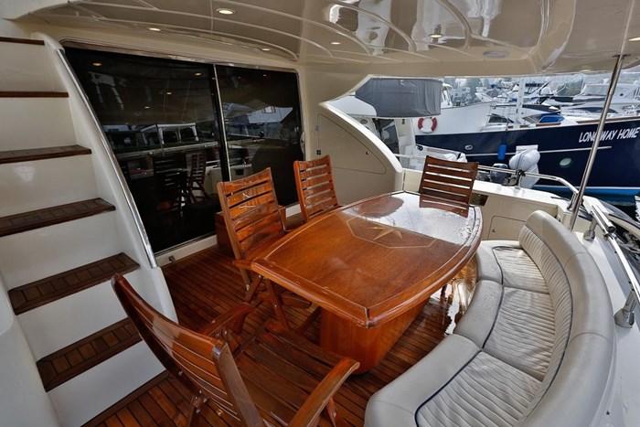 2002 Astondoa 66 Motor Yacht Photo 15 sur 85