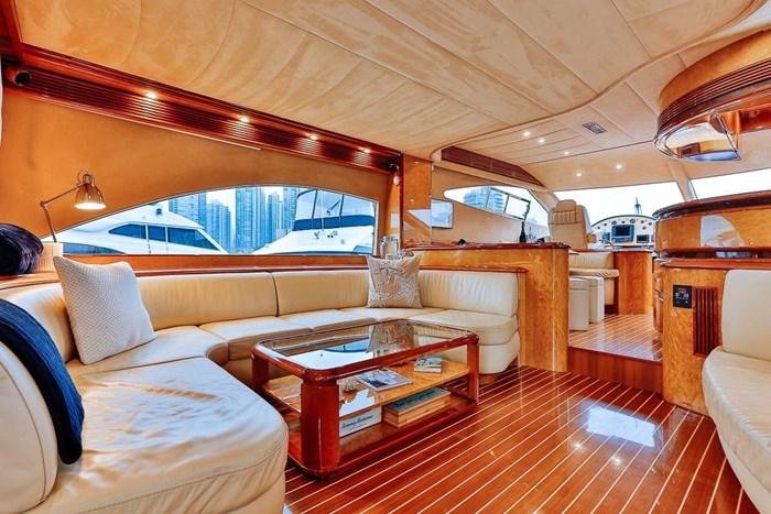 2002 Astondoa 66 Motor Yacht Photo 17 sur 85