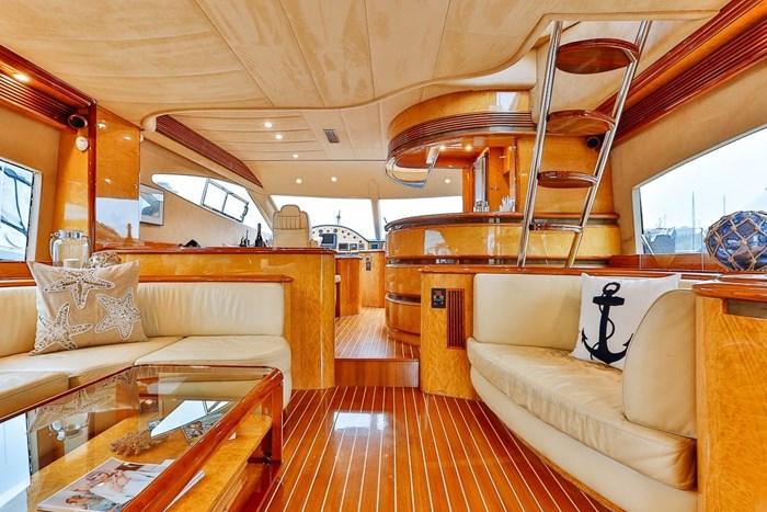2002 Astondoa 66 Motor Yacht Photo 18 sur 85