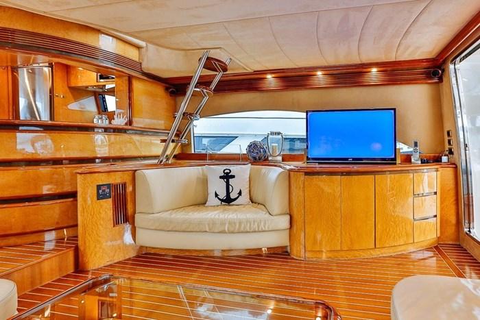 2002 Astondoa 66 Motor Yacht Photo 19 sur 85