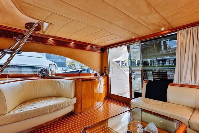 2002 Astondoa 66 Motor Yacht Photo 21 sur 85