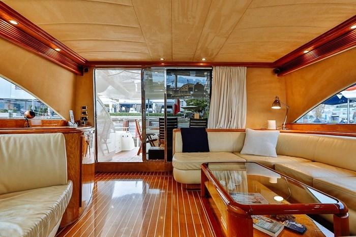 2002 Astondoa 66 Motor Yacht Photo 22 sur 85