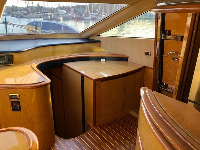 2002 Astondoa 66 Motor Yacht Photo 27 sur 85