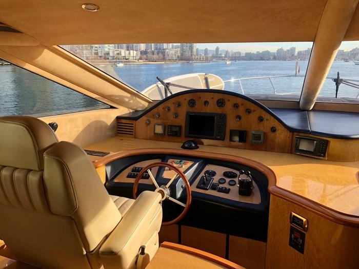 2002 Astondoa 66 Motor Yacht Photo 31 sur 85