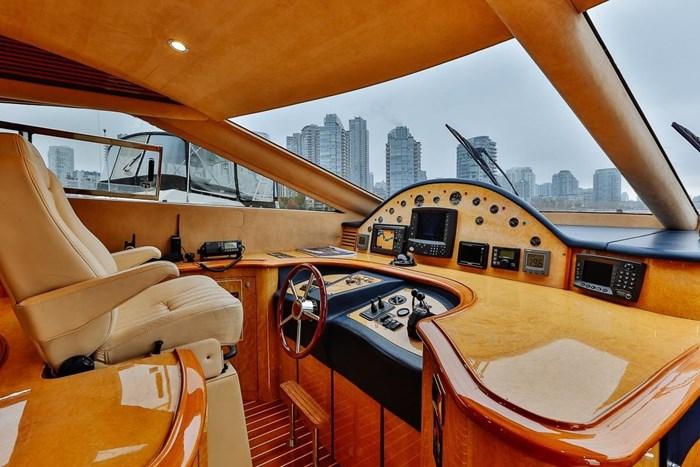 2002 Astondoa 66 Motor Yacht Photo 33 sur 85