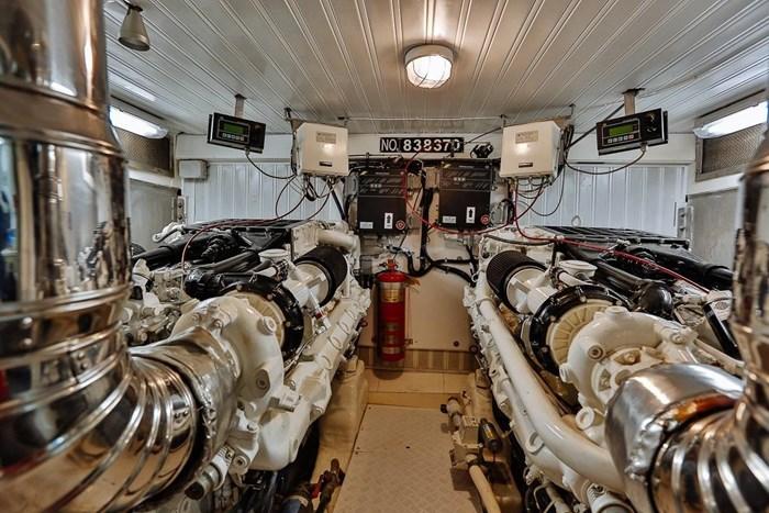 2002 Astondoa 66 Motor Yacht Photo 69 sur 85