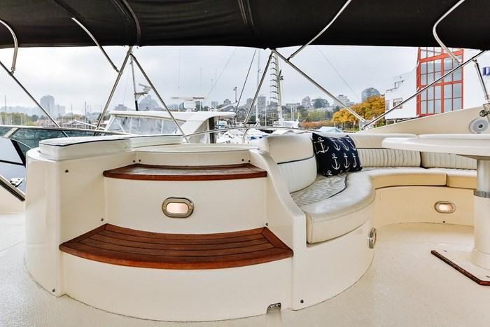 2002 Astondoa 66 Motor Yacht Photo 76 sur 85