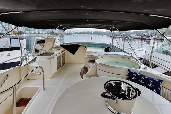 2002 Astondoa 66 Motor Yacht Photo 77 sur 85