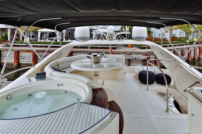 2002 Astondoa 66 Motor Yacht Photo 80 sur 85