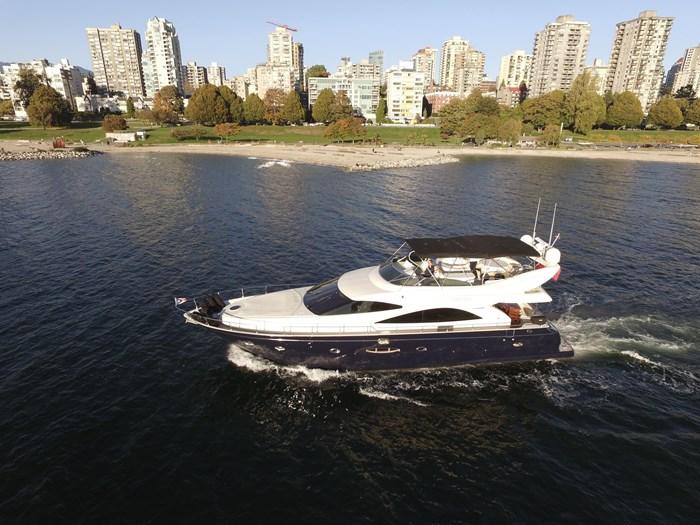 2002 Astondoa 66 Motor Yacht Photo 82 sur 85