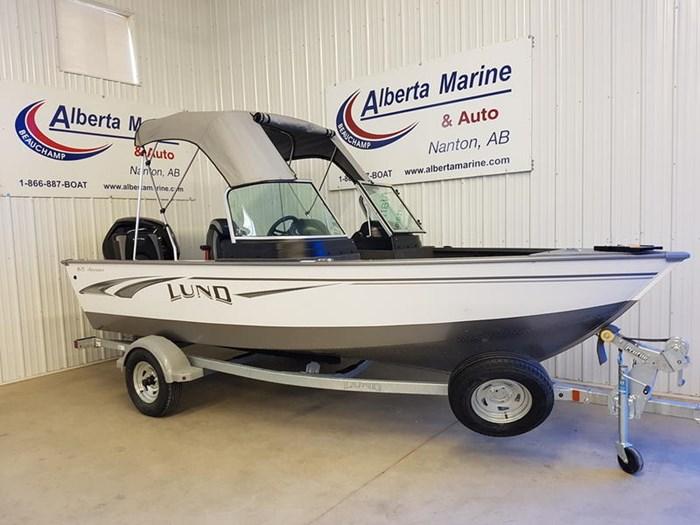 Boat Dealers Alberta >> Lund 1675 Adventure Sport 2019 New Boat For Sale In Nanton