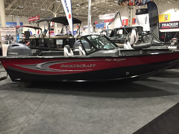 2019 Smoker Craft 172 PRO ANGLER Photo 1 sur 5