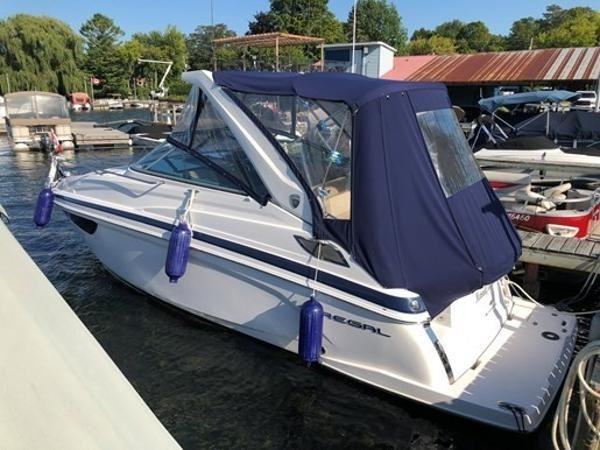 Regal 28 Express 2013 Used Boat for Sale in Rideau Lakes, Ontario -  BoatDealers.ca