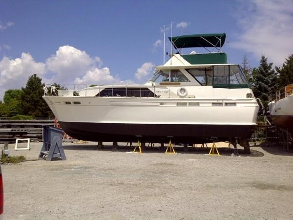Chris-Craft 47 Commander 1969 Used Boat for Sale in Port Credit, Ontario -  BoatDealers ca