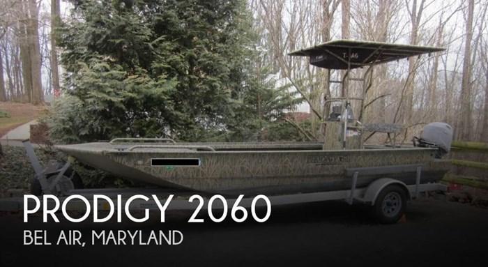 2015 Prodigy 2060 Photo 1 of 20