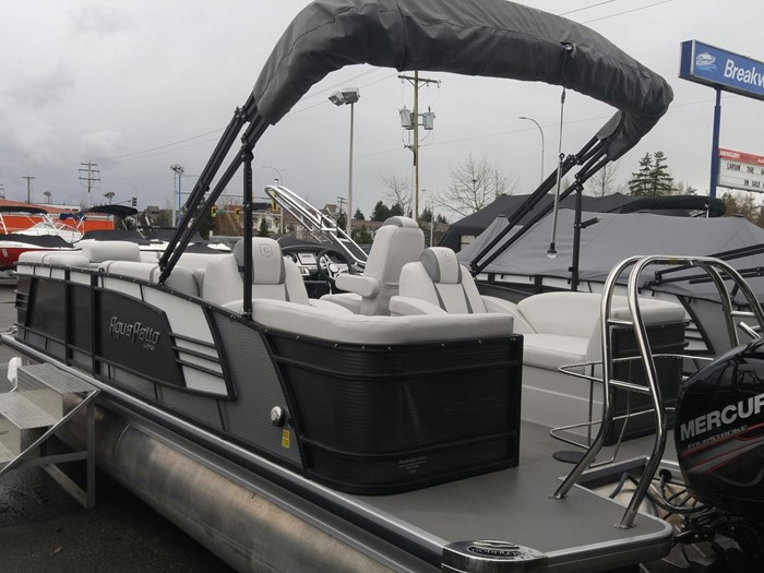 Aqua Patio AP 235 SL 2017 New Boat for Sale in Surrey, British