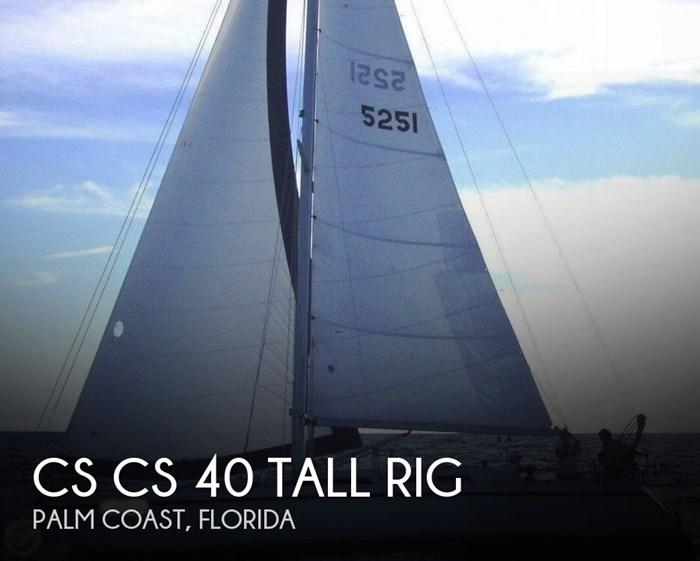 1990 Canadian Sailcraft CS 40 Tall Rig Photo 1 sur 20