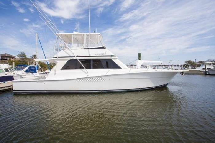 Viking Yachts 53 Convertible 1992 Used Boat for Sale in Fort Lauderdale,  Florida - BoatDealers ca