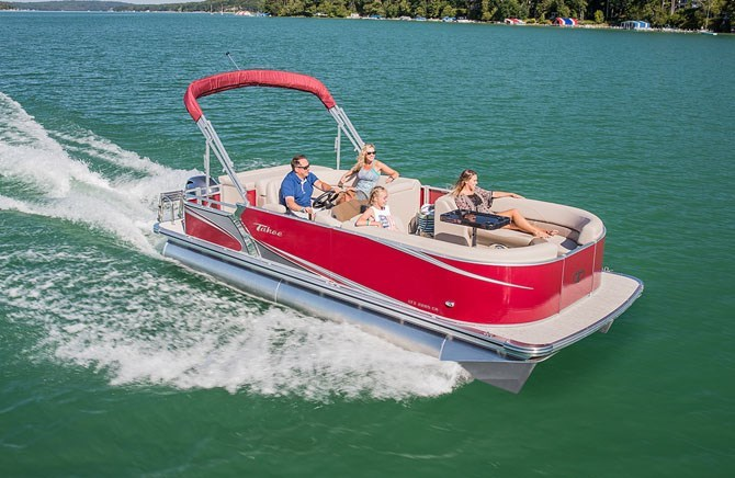 Tahoe Ltz 2085 Cruise 2019 New Boat For Sale In Rideau Ferry