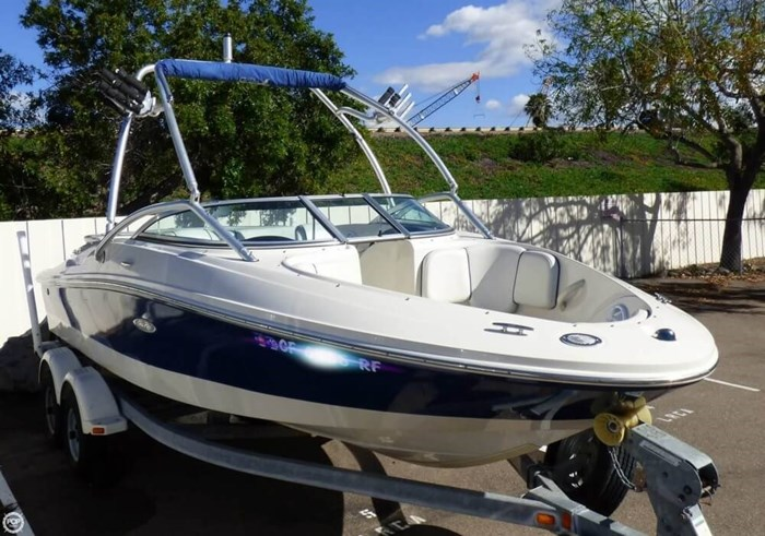 2006 Sea Ray 195 Sport Photo 2 sur 20