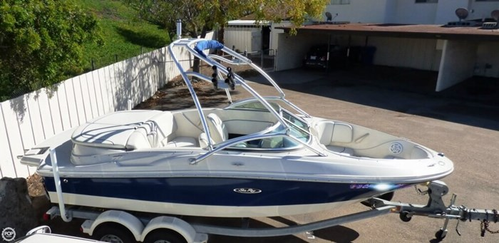 2006 Sea Ray 195 Sport Photo 3 sur 20