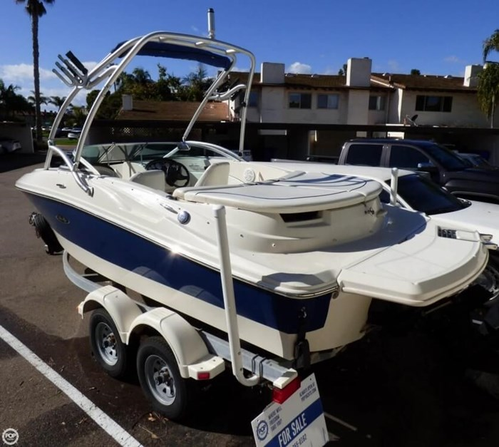 2006 Sea Ray 195 Sport Photo 4 sur 20