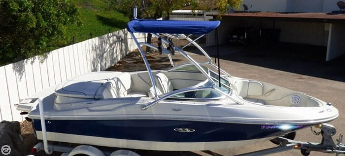 2006 Sea Ray 195 Sport Photo 5 sur 20