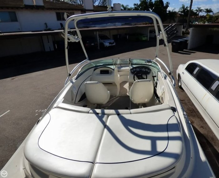 2006 Sea Ray 195 Sport Photo 6 sur 20